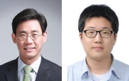 왼쪽부터 서울대학교 공과대학 기계공학부 안성훈 교수, 김지수 박사
