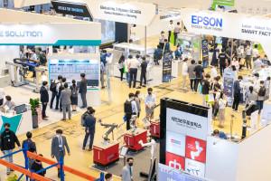 스마트공장·자동화 산업전 2021 현장