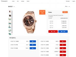 희소성 높은 고가 상품의 조각 투자 및 위탁 판매를 진행하는 플랫폼 트레져러가 '조각 마켓 플레이스'를 오픈했다