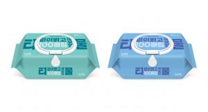 쌍용C&B가 '티없이 맑고 깨끗한물 물티슈(100매)'를 리뉴얼 출시한다