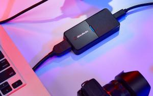 에버미디어(AVerMedia)가 비디오 카메라 캡처 장치 'Live Streamer CAP 4K - BU113'를 한국에 출시한다
