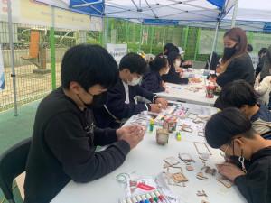 시립강동청소년센터가 서울시가 주관하는 서울 YOUTH EXPO에 참여했다