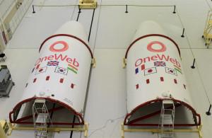우주 인터넷 기업 원웹이 태극기가 새겨진 로켓을 발사했다