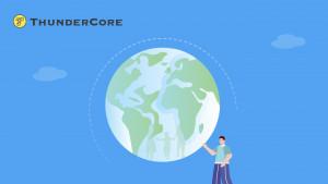 썬더코어가 친환경 재생 에너지로 블록체인 네트워크 운영을 지원한다