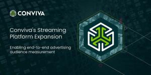 콘비바, 스트리밍 플랫폼 확장해 세계 시청률 조사 문제 해결