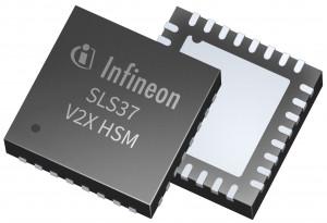 인피니언이 출시한 SLS37 V2X