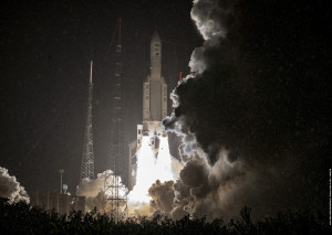 SES-17 Successfully Launched on Ariane 5