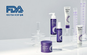 비쥬엘의 케나 퓨어 바이옴™ 라인이 미국 FDA VCRP 등록을 완료했다