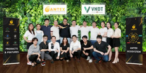 Antex는 VNDT 지갑 및 VNDT 스테이블 코인을 통해 암호화폐를 일상 생활에서 구현하는 징검다리 역할을 맡고 있다.