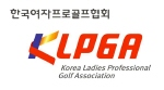 THE KOREAN LADIES PROFESSIONAL GOLF ASSOCIATION Logo
