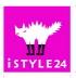 아이스타일24 Logo
