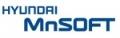 현대엠엔소프트 Logo