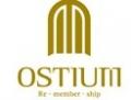 오스티엄 Logo
