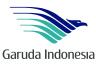 가루다인도네시아항공 Logo