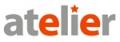 아뜨리에 Logo