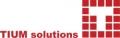티움솔루션즈 Logo