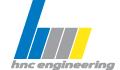 에이치엔씨 Logo