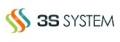 쓰리에스시스템 Logo
