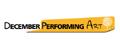 디셈버 퍼포밍 아트 Logo