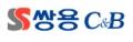 쌍용C&B Logo