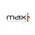 맥스아이 Logo