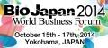 BioJapan 2014 Logo