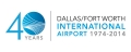 Dallas / Fort Worth International Airport Logo