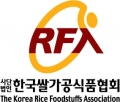 한국쌀가공식품협회 Logo