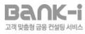 뱅크아이 Logo