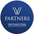 더블유파트너스 Logo