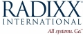 Radixx International, Inc. Logo