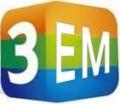 쓰리이엠 Logo