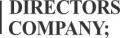 디렉터스컴퍼니 Logo