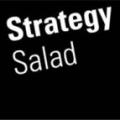 스트래티지샐러드 Logo
