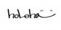 홀로하 Logo