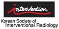 대한인터벤션영상의학회 Logo