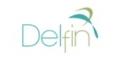 델핀 Logo
