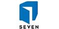 세븐 Logo