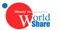 월드쉐어 Logo