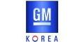 한국지엠 Logo