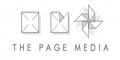 더페이지미디어 Logo
