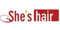 쉬즈헤어 Logo