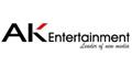 에이케이엔터테인먼트 Logo