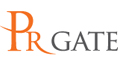 피알게이트 Logo