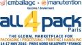 ALL4PACK Logo