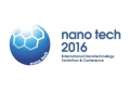 nano tech 2016 Logo