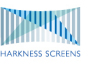 Harkness Screens Logo