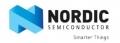 노르딕 세미컨덕터 Logo