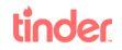 틴더 Logo