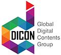 글로벌디지털콘텐츠그룹 Logo